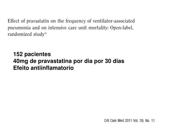 152 pacientes