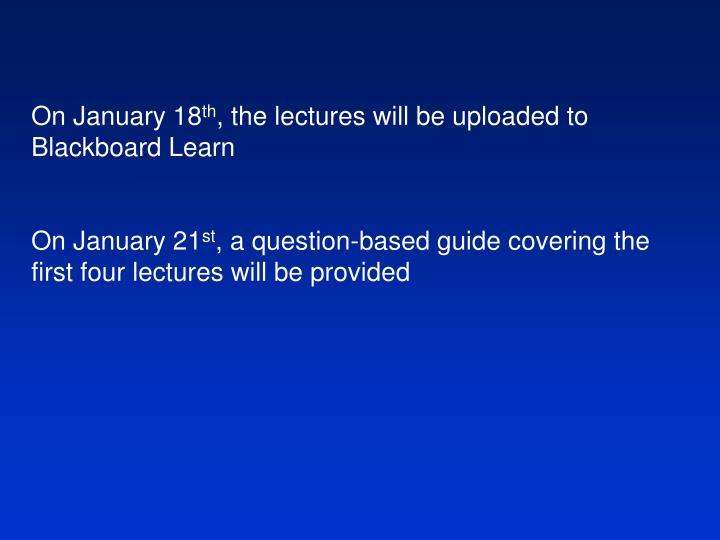 On January 18