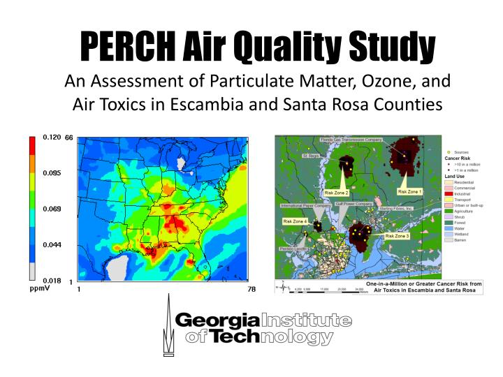 PERCH Air Quality Study