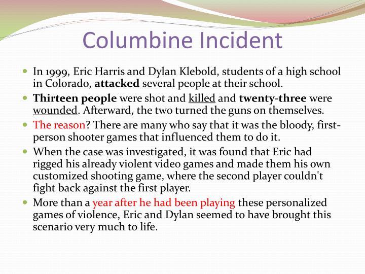 Columbine Incident