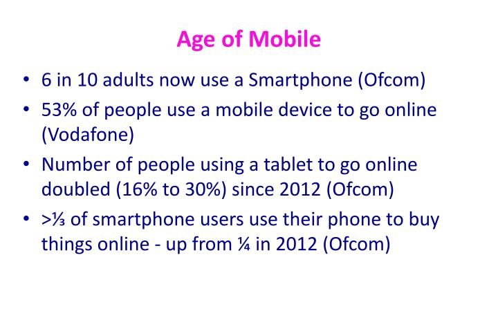 Age of Mobile