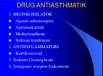 drug antiasthmatik