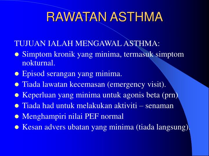 RAWATAN ASTHMA