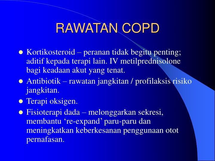 RAWATAN COPD