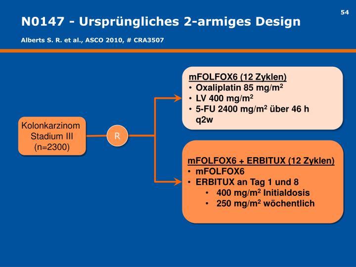N0147 - Ursprüngliches 2-armiges Design