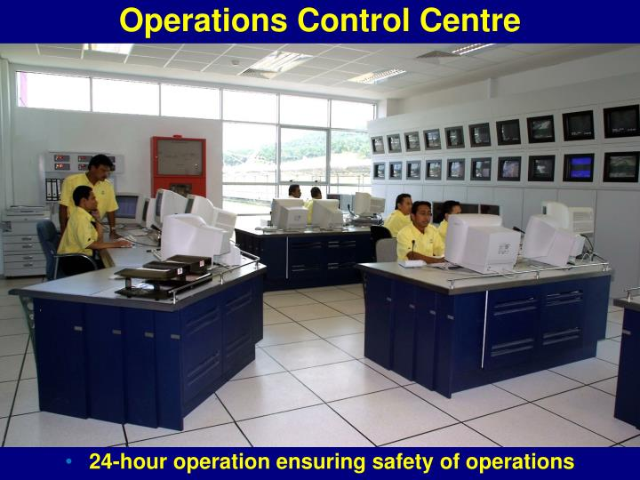 Operations Control Centre