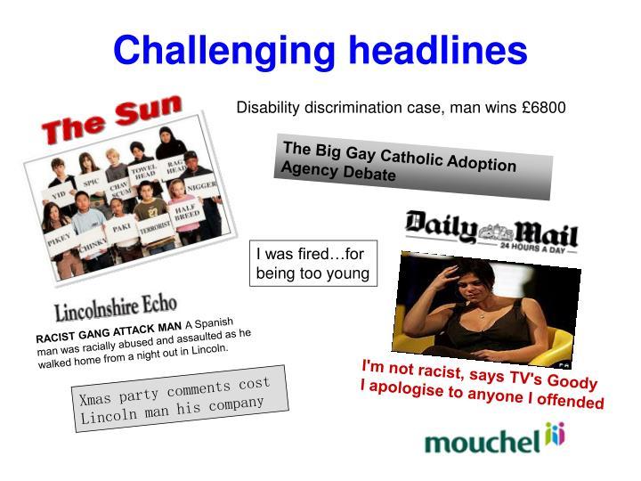 Disability discrimination case, man wins £6800