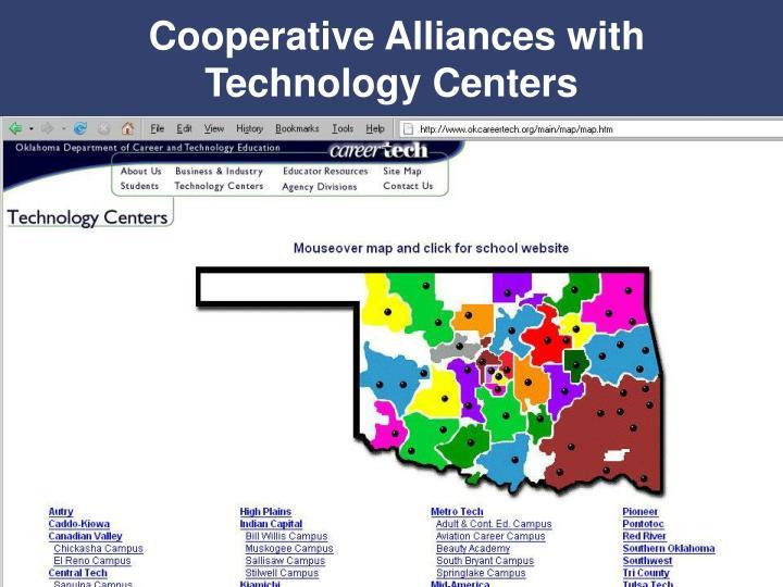 Cooperative Alliances with