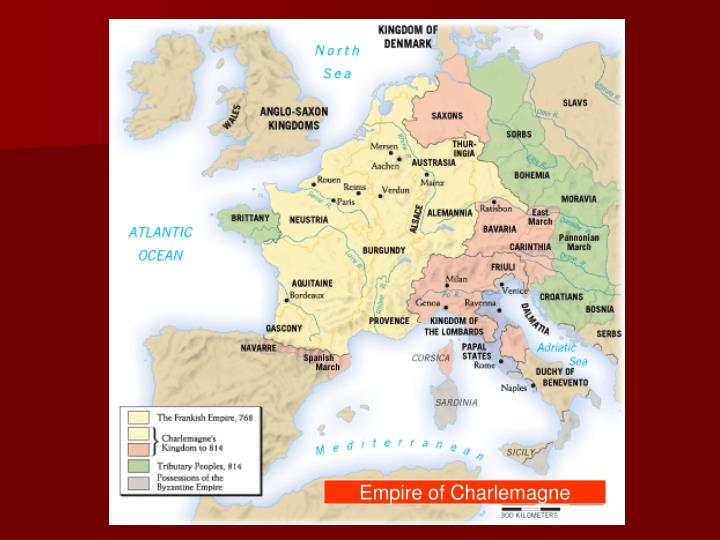Empire of Charlemagne