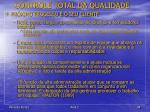controle total da qualidade33