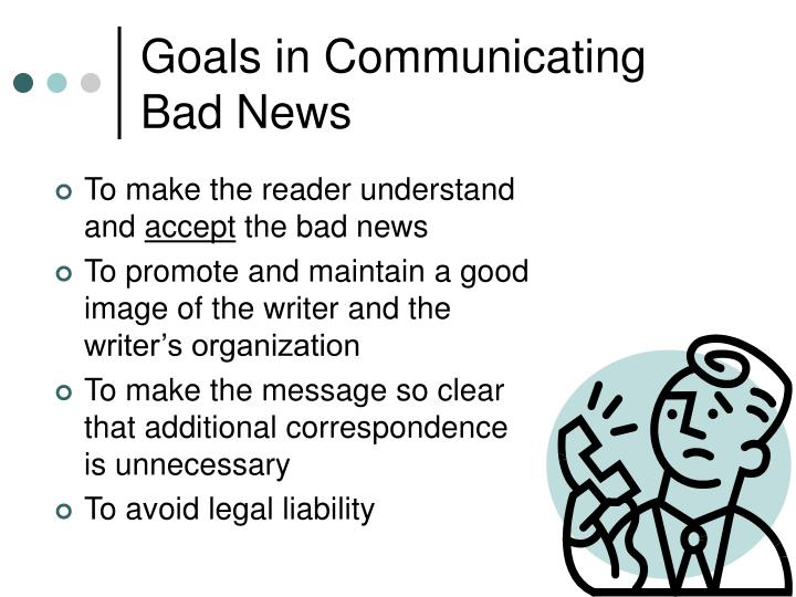 Goals in Communicating
