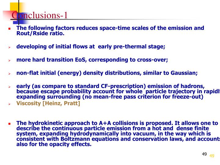 Conclusions-1