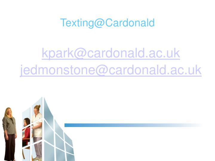 kpark@cardonald.ac.uk