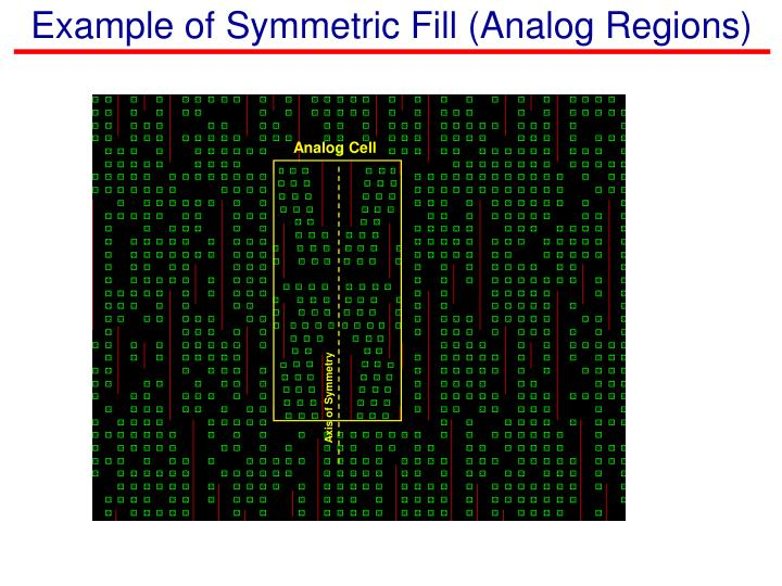 Analog Cell