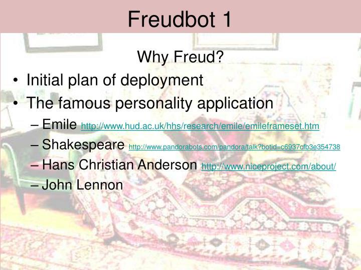 Freudbot 1