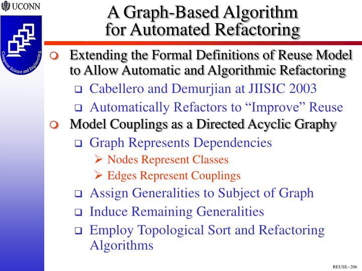 A Graph-Based Algorithm