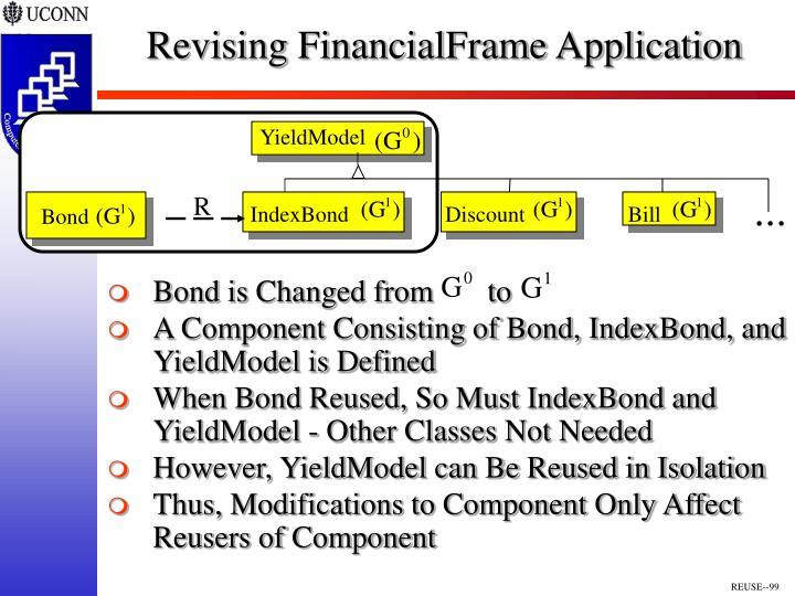 Revising FinancialFrame Application