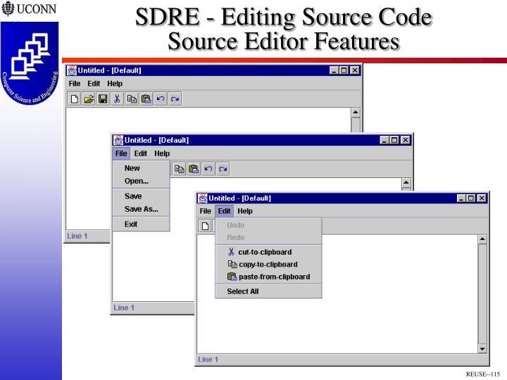 SDRE -