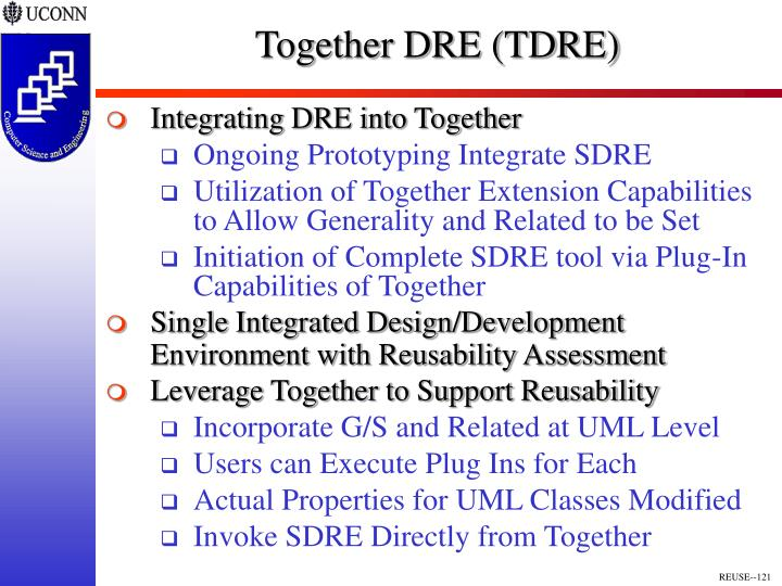 Together DRE (TDRE)