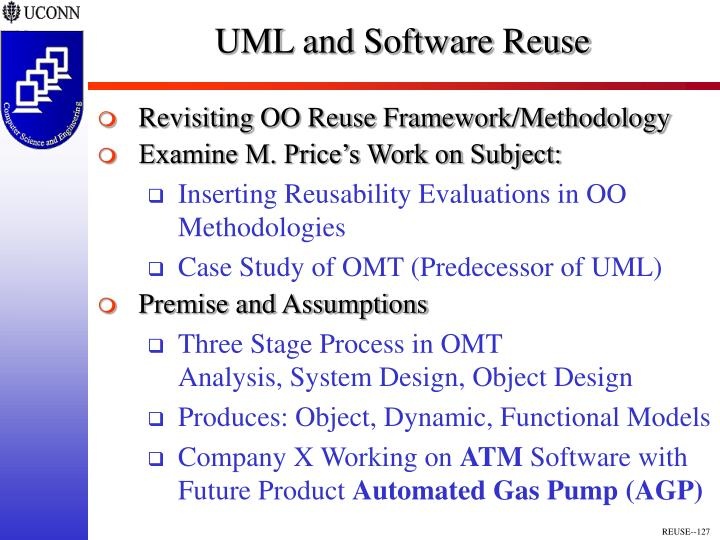 UML and Software Reuse