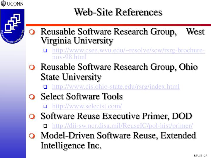 Web-Site References