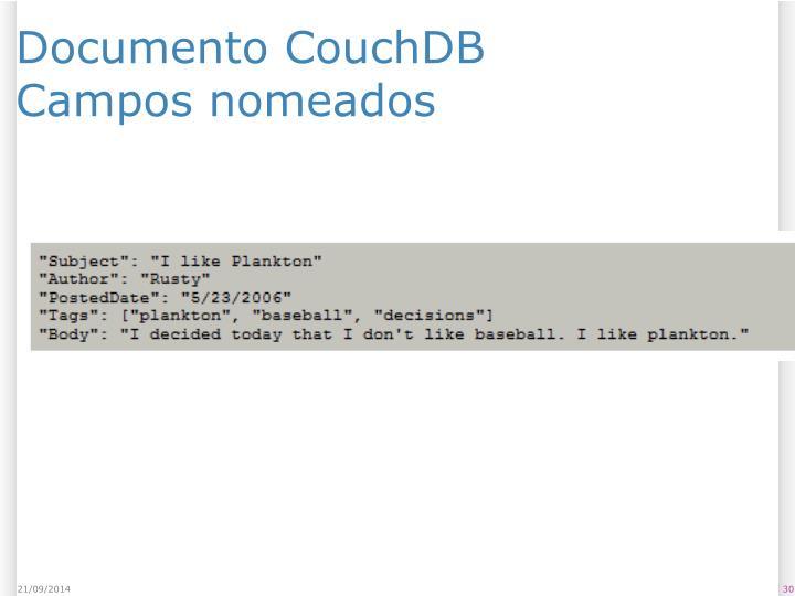 Documento CouchDB