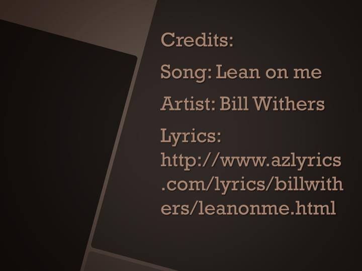 Credits:
