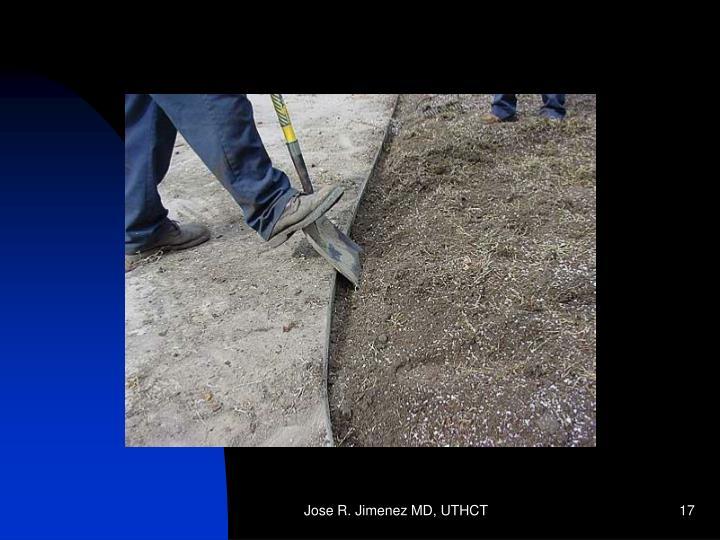 Jose R. Jimenez MD, UTHCT