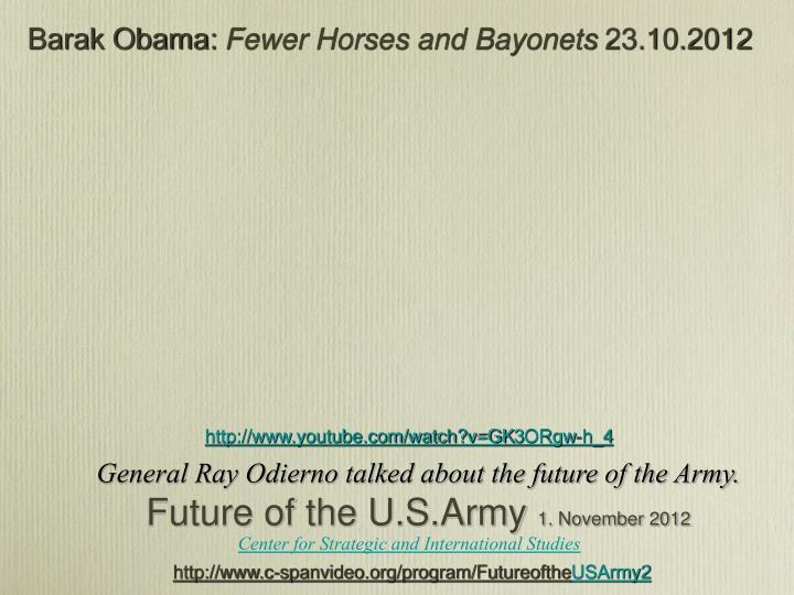 Barak Obama: