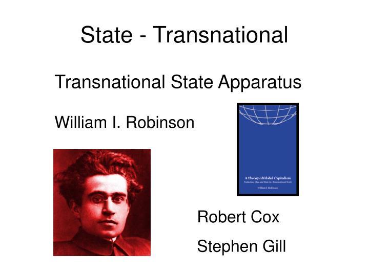 State - Transnational