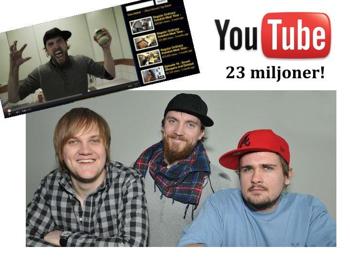 23 miljoner!