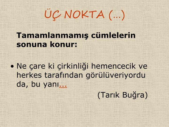 NOKTA ()