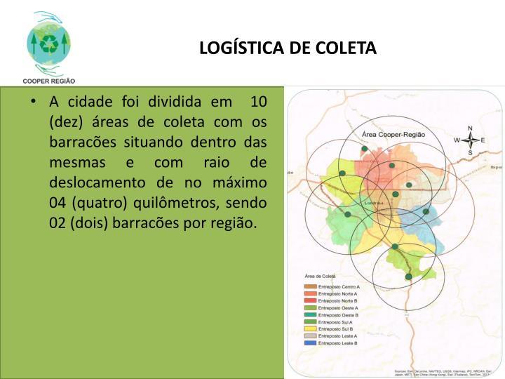 LOGÍSTICA DE COLETA