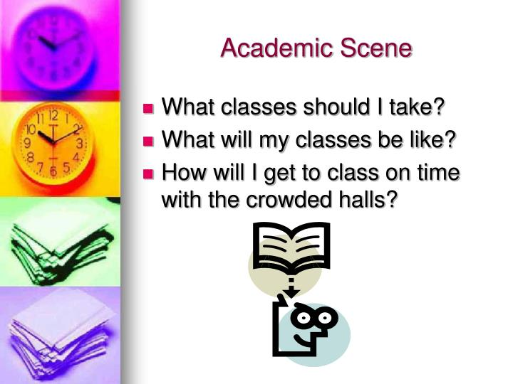 Academic Scene