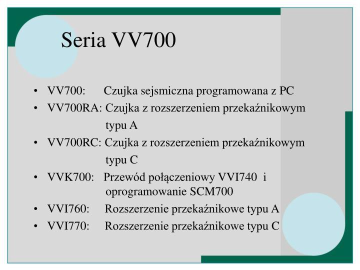 VV700: