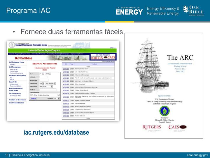 Programa IAC