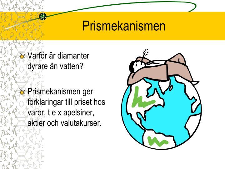 Prismekanismen