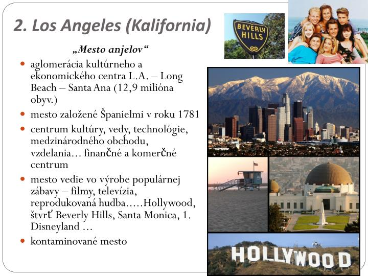 2. Los Angeles (Kalifornia)