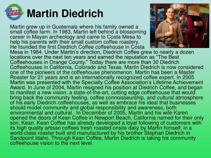 Martin Diedrich