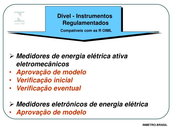 Divel - Instrumentos