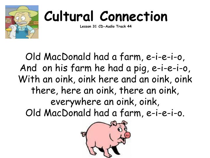 Cultural Connection