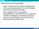 identifying training needs3