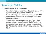 supervisory training1