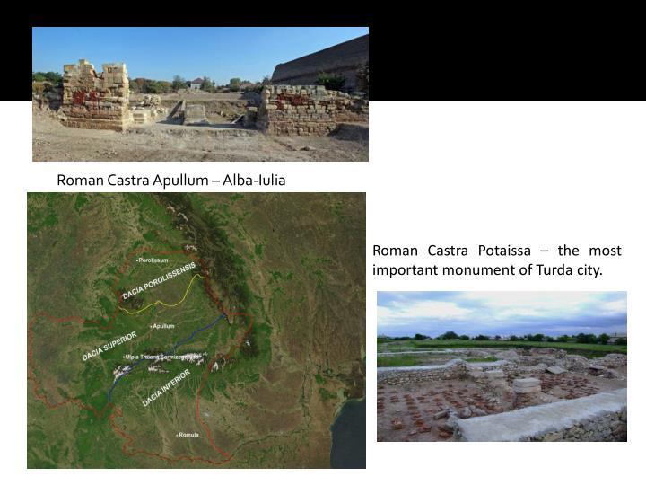 Roman Castra Apullum – Alba-Iulia