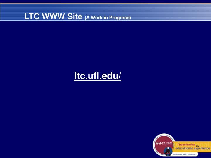 LTC WWW Site