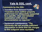 yale oig cont1