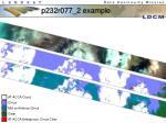 p232r077 2 example