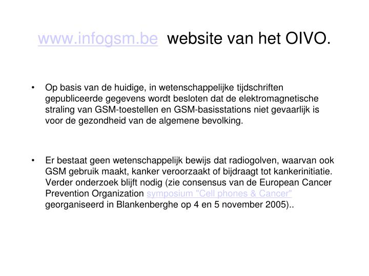 www.infogsm.be