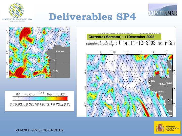 Deliverables SP4