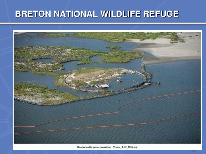 BRETON NATIONAL WILDLIFE REFUGE